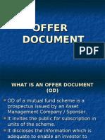 Offer Document