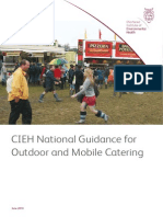 CIEH Outdoor Mobile Catering Guidance Final Consultation