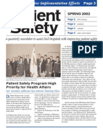 PSC Newsletter 2002 Spring