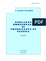 Emotional Regulation - Monografie