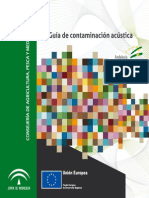 Guia Contaminacion Acustica 2013