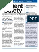 PSC Newsletter 2004 Summer