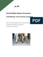 Lesson Plan 4 Economics.doc