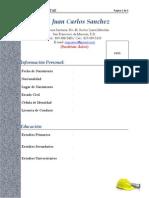 Modelo de Curriculum Para Ingenieros Civiles (Www.ingenieriacivilrd.com)