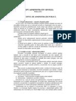 Drept administrativ - curs