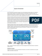 Cisco Tidal Enterprise Orchestrator Datasheet