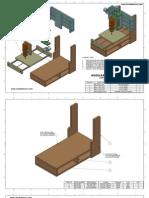 Modular CNC Router 2009v1 FREE PLANS