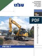 PW160-7