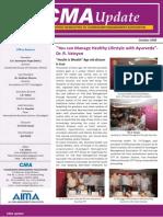 CMA eNewsletter October 2009