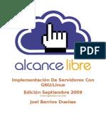 Dueñas Joel - Implementacion Servidores Linux (Ed Sep 2009)