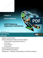 ANSYS Meshing Applicatio