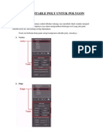 Tools Edit Able Poly Un Tuk Polygon