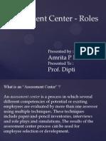 Assessment Center