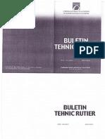 Buletin Tehnic Rutier-Asfalt Pe Pod