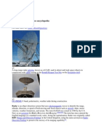 Radar Wiki