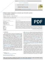 Thornton and Herrero 2013 Climate Change Adaptationin Mixed Crop–Livestock Systems
