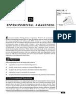 317EL23_Environmental Awareness