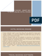 Hotel Booking Engine, Hotel Booking Software Systems - Axis Softech