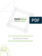 QlikView Deployment Framework-Development Guide