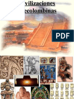 Pueblos Precolombinas
