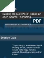 Sanog18 Opensource Itsp Voice Sujon