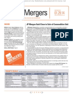 BloombergBrief MA Newsletter 2014291