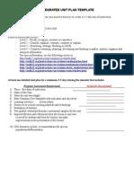 unit template-economics