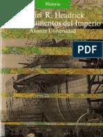 Los Instrumentos Del Imperio Tecnologia e Imperialismo Europeo en El Siglo XIX Headrick Daniel R
