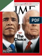 TIME Magazine - November 10 2008