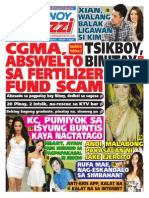 Pinoy Parazzi Vol 7 Issue 59 May 09 - 11, 2014