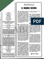 Blanco y Negro 15/11/1975 Favorable a Marruecos