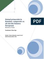 Damoc Alexandru Anul I Grupa3 Administratie Publica