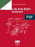 Renzo Piano - Centro Arte Botin-catalogo Expo