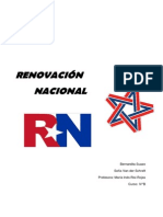 Renovacion Nacional- Oficial