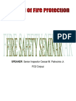 Fire Safety Seminar