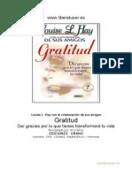 Gratitud-louise l Hay