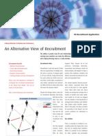 An Alternative View of Recruitment - Four Groups