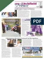 Hudson~Litchfield News 5-9-2014