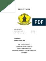 Referat Bells Palsy