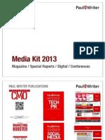 Media Kit 2014