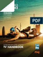 Handbook Barcellona 2013