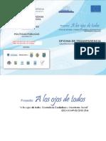 Oficina de Transparencia, guía práctica