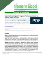 OSTEOMUSCULAR ENFERMERIA