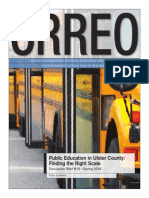 Public Education in Ulster County