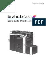 C550 Print Operations Ver 44