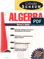 Algebra - Schaum -Murray R. Spiegel