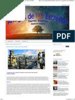 """Amigos de Las Estrellas_ Géminis 2014_ """"Fundar Una Nueva Ciudad"""""""