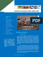 Segunda edición del Boletín del Instituto de Estudios Latinoamericanos (ISLA)