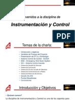Bienvenidos a La Disciplina de Instrumentación y Control
