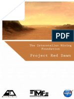 IMF Project Red Dawn Brochure